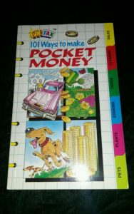 101 mays to make pocket money book