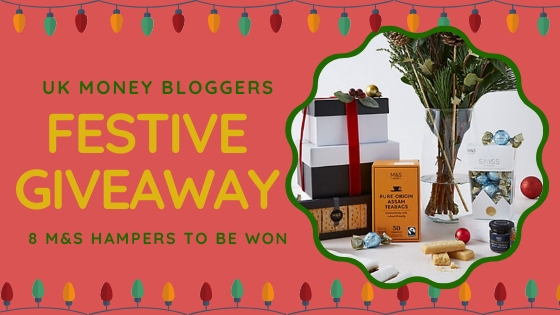 festive give away money bloggers 1