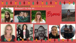 festive give away money bloggers 4