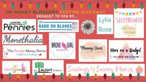 festive give away money bloggers 5