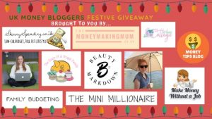 festive give away money bloggers 7