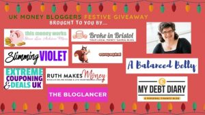 festive give away money bloggers 8