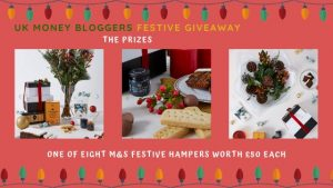 festive give away money bloggers 9