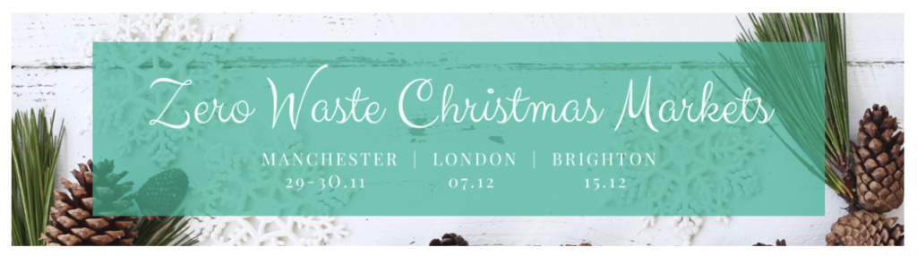 zero waste Christmas markets