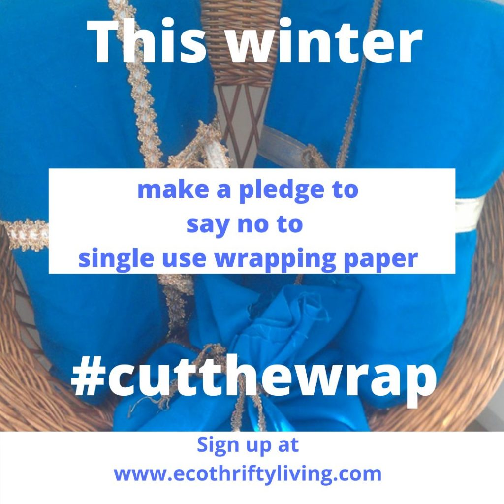 wrapping paper alternatives - cutthewrap
