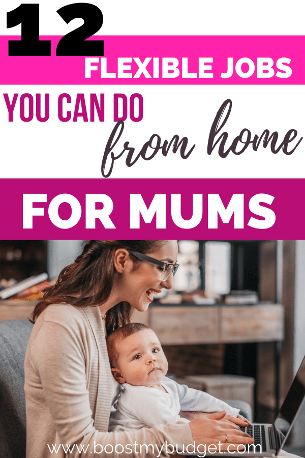 jobs for mums - mums talking money